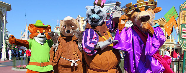 Up close with Long Lost Friends as Walt Disney World ends popular Limited Time Magic rare character meet-and-greets