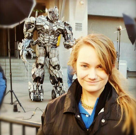 Megatron Walk-around Character Debuts At Universal Studios