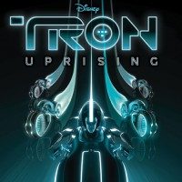 WALT DISNEY RECORDS TRON: UPRISING DIGITAL COVER