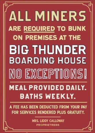 Big Thunder Mountain interactive queue