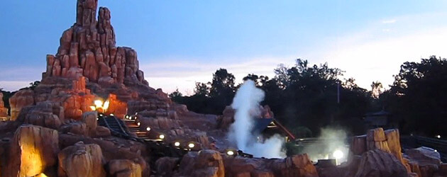 VIDEO: First look at Big Thunder Mountain interactive queue as Walt Disney World Imagineers show off explosive new features