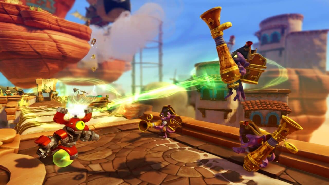 Disney Infinity, A Game Of Skylanders In Kingdom Hearts
