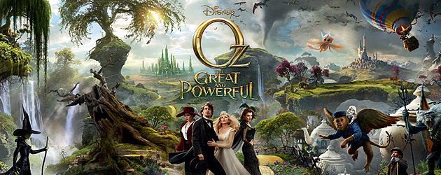 "Review: ""Oz the Great and Powerful"" – Raimi's signature style rescues wizard origin story from acting shortcomings"