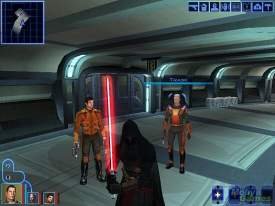 Knights of the Old Republic (2003)