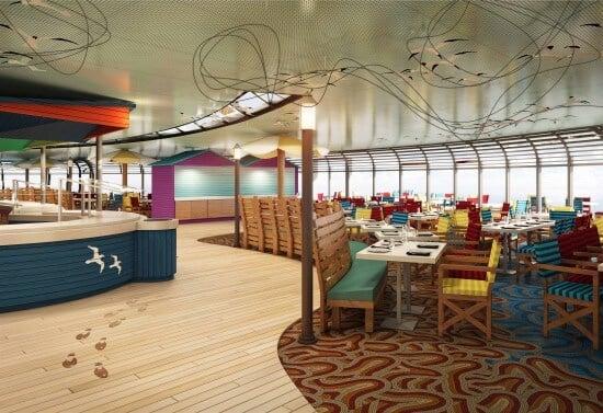 disney cruise line cabanas