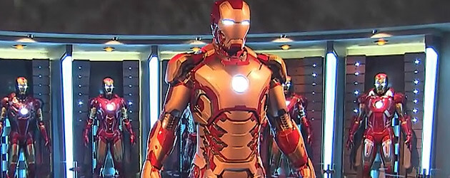 Inside 'Iron Man Tech Presented by Stark Industries' as Disneyland opens its first Marvel attraction within Innoventions