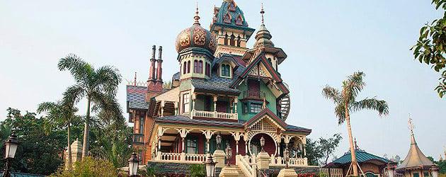 Mystic Manor