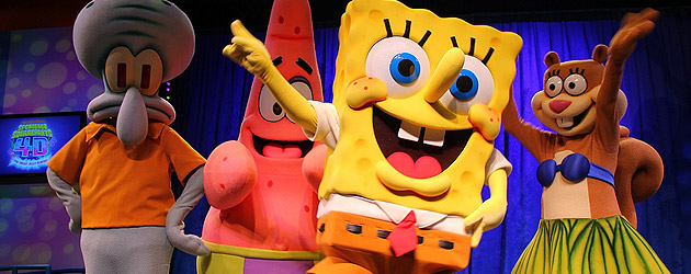 SpongeBob SquarePants makes a splash at Nick Hotel with new 4D movie, Bikini Bottom Breakfast, and more entertainment