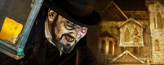 'Legends A Haunting at Old Town' haunted house to bring year-round fear near Walt Disney World, opening summer 2013