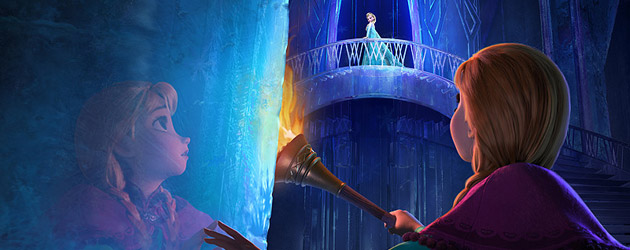 'Frozen' teaser trailer and images give first look at new Walt Disney Animation Studios fairy tale, introducing Princess Anna