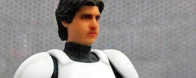 Custom Stormtrooper figure arrives from Walt Disney World, a stellar 3D printed Star Wars Weekends collectible