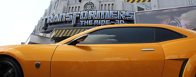 Transformers: The Ride 3D officially debuts as Universal Orlando takes on Decepticons in action-packed, jet-fueled grand opening