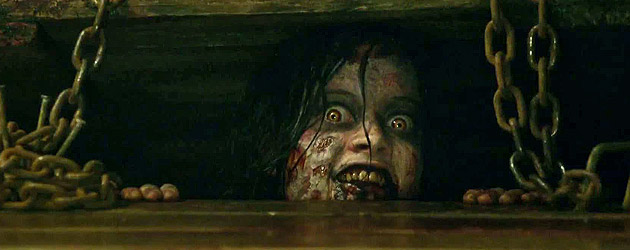 'Evil Dead' haunted house is gonna get you, announced for Halloween Horror Nights 2013 at Universal Orlando and Hollywood