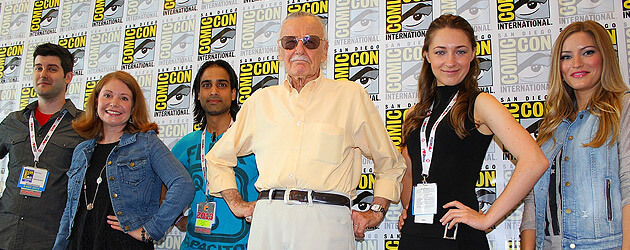 San Diego Comic-Con – Day 2: Stan Lee, Phineas and Ferb, Teenage Mutant Ninja Turtles, Roger Rabbit, after-hours parties