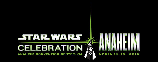 Star Wars Celebration VII announced for Anaheim in 2015, official Lucasfilm event set close to Disneyland, in time for new film