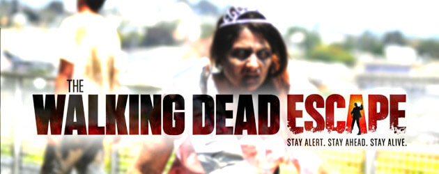 The Walking Dead Escape returns for 2013 San Diego Comic-Con adding new obstacles, more zombies, after party