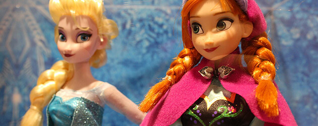 Disney shows off all to fans across 2013 D23 Expo convention floor, from merchandise to movies and more