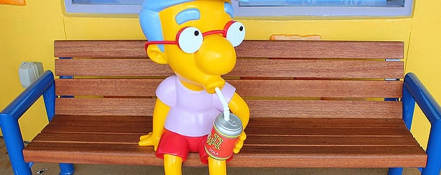 More 'Simpsons' Springfield sights open at Universal Orlando: Duff Gardens, Lard Lad, Bumblebee Man Taco Truck
