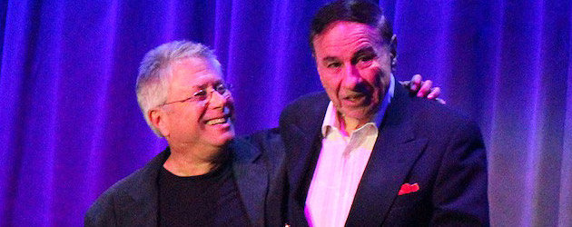 Richard Sherman and Alan Menken upstage entire 2013 D23 Expo, dazzling Disney fans with comprehensive 'Songbook' concert