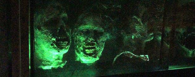 Inside 'The Walking Dead' at Halloween Horror Nights 2013 as Universal Orlando recreates three seasons of hit TV horror