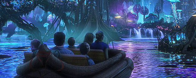 Avatar land revealed, set to open in 2017 at Walt Disney World with new nighttime Animal Kingdom entertainment