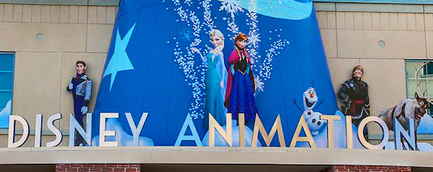 """Frozen"" sets heart-warming, action-packed tone as Walt Disney Animation Studios preview shows more than comedy"