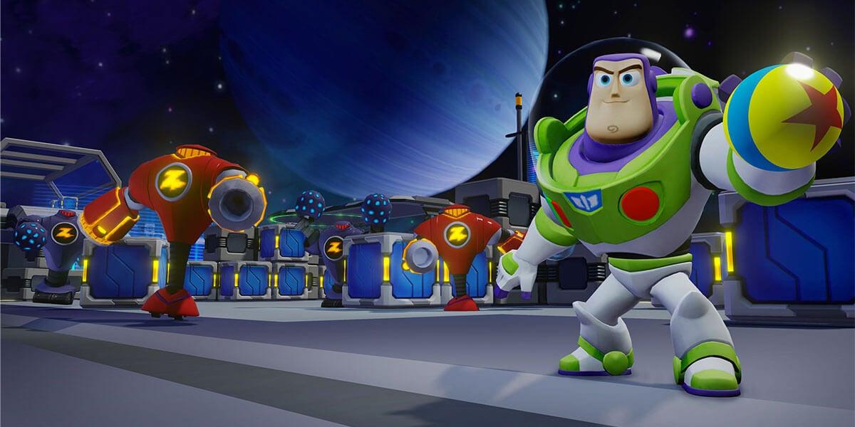 Toy Story in Space play set plus Woody bring unusual ...