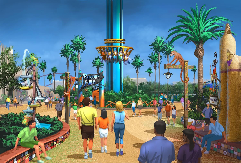 New Pantopia land coming to Busch Gardens Tampa replacing