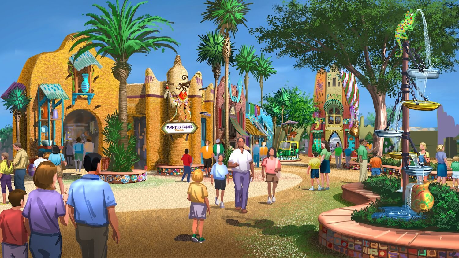 New Pantopia land coming to Busch Gardens Tampa replacing