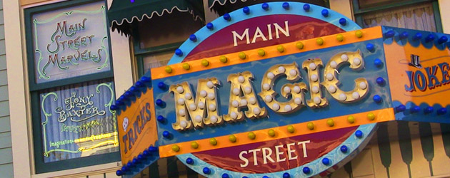 Disney Legend and Imagineer Tony Baxter receives Main Street USA window in historic Disneyland ceremony
