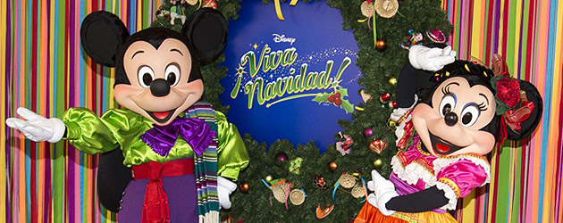 'Viva Navidad' a must-see with high-energy Latino Christmas acts at Disneyland featuring live music, food, and Street Party
