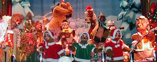 Video Flashback: Country Bear Christmas Special once treated Walt Disney World guests to a holiday hoedown