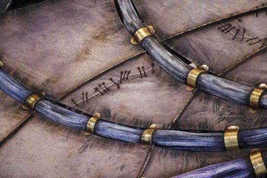 Steampunk dragon : Details