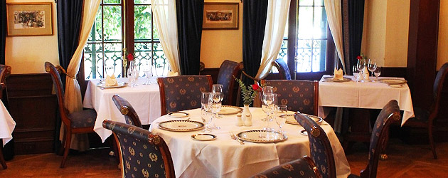 Tour Club 33 as the famed Disneyland restaurant temporarily closes to make way for expansion enhancements