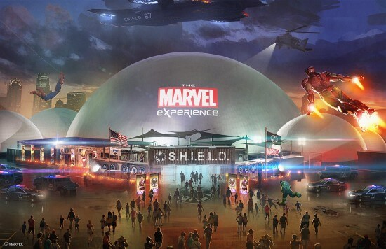 """""""The Marvel Experience"""""""