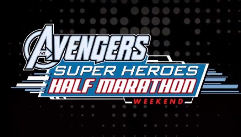 Disney Avengers Half Marathon Image