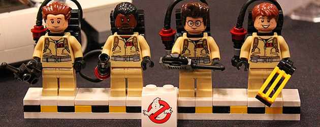 LEGO unveils Ghostbusters at Toy Fair 2014, plus Star Wars Rebels, more Marvel and DC, introduces Juniors series