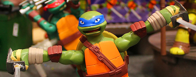 Best of Toy Fair 2014: Teenage Mutant Ninja Turtles, Skylanders, My Little Pony, and much more from movie and TV hits