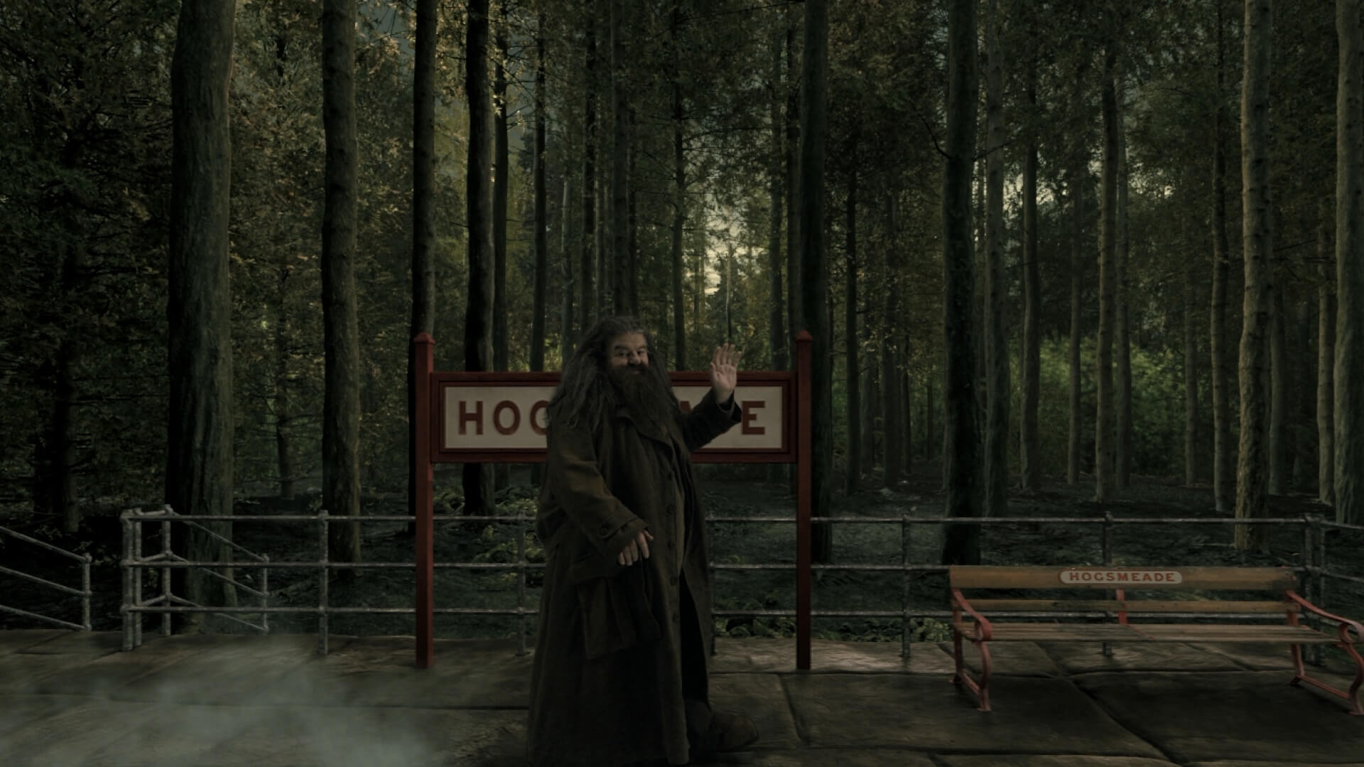 Hogwarts Express details reveal realistic visuals with ...