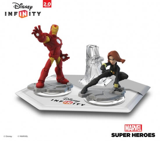 Disney Infinity Marvel Super Heroes revealed with