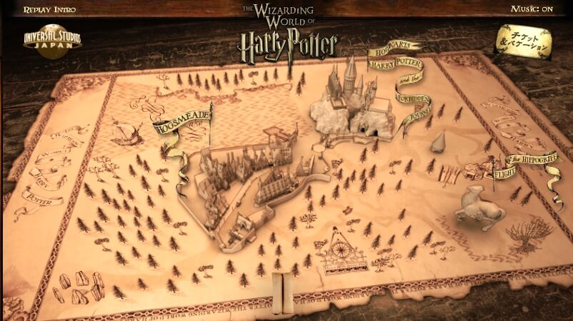 Wizarding World of Harry Potter announced to open July 15 ...