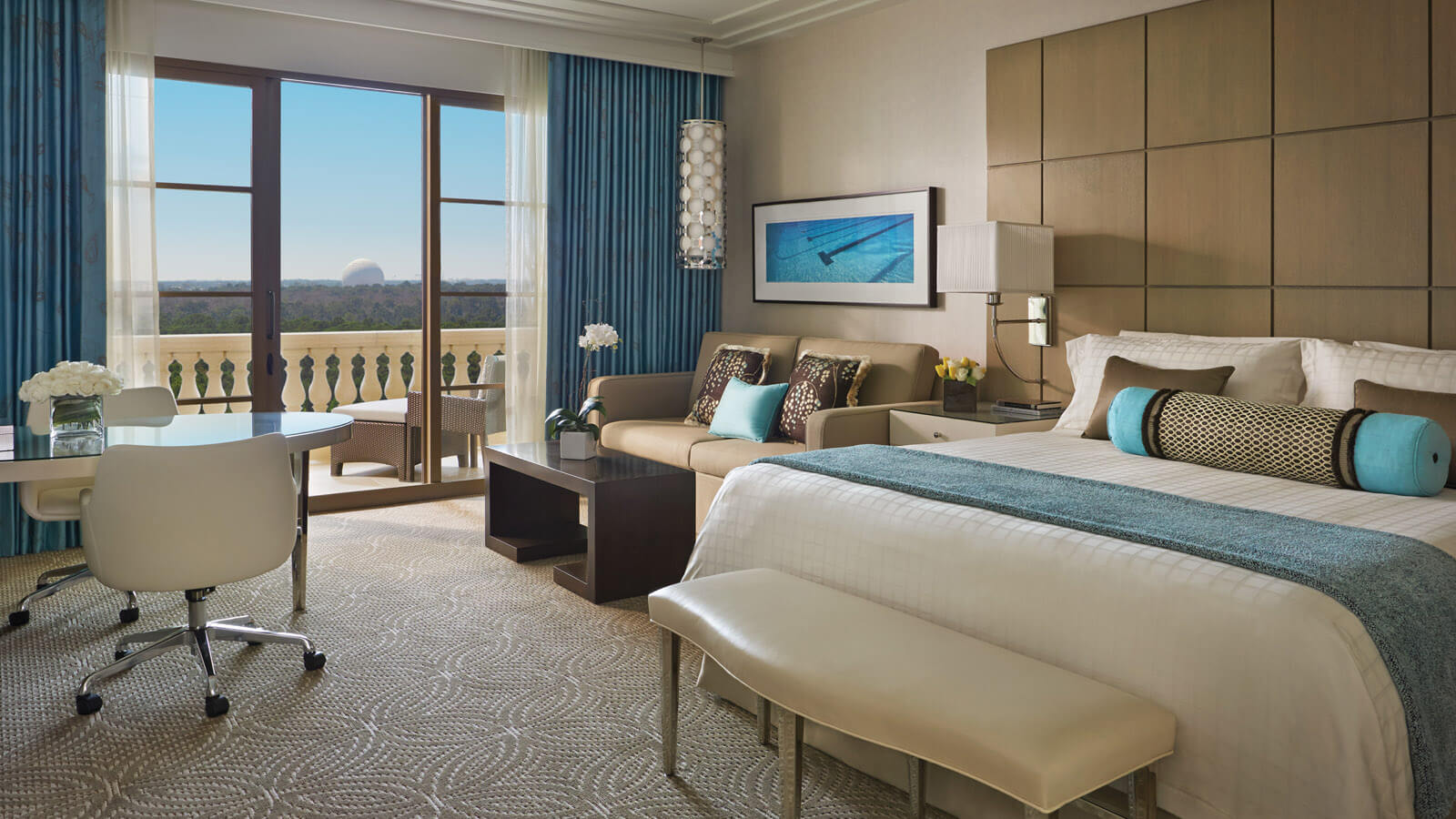 two new walt disney world hotels to open this summer, luxurious