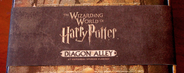 Diagon Alley preview set for June hinting opening date as Universal Orlando sends Harry Potter ticket, Gringotts gold bar