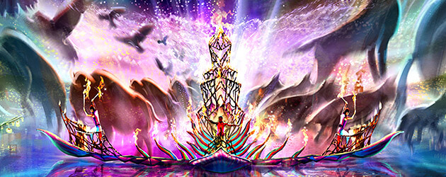 Rivers of Light lagoon show announced for Disney's Animal Kingdom, bringing nighttime life to Walt DIsney World