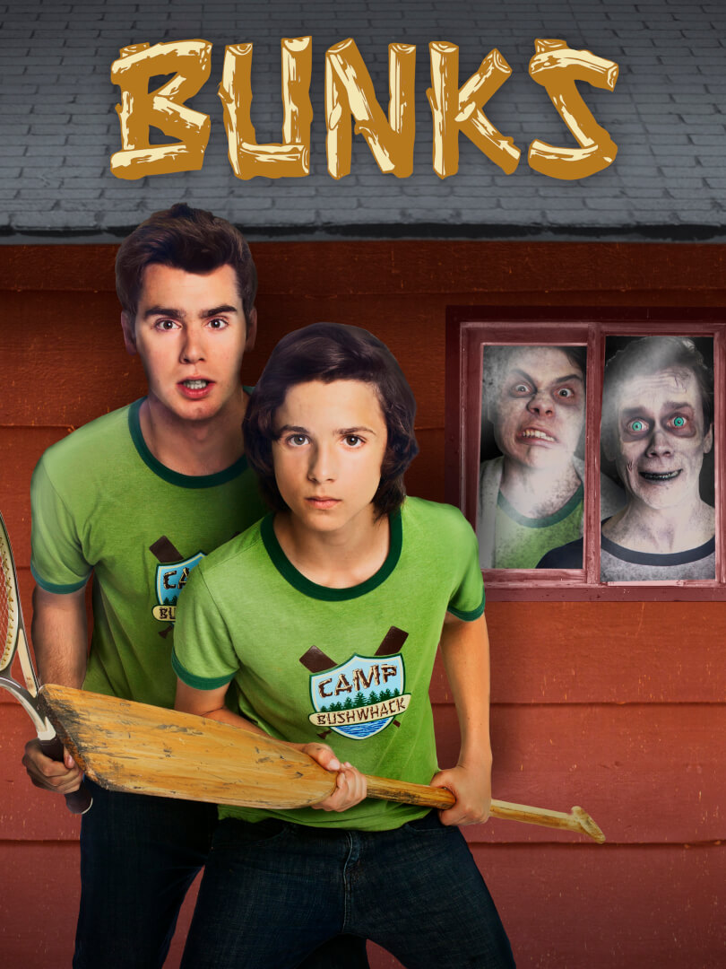 "Zombies to invade Disney XD with ""Bunks"" summer camp TV ..."