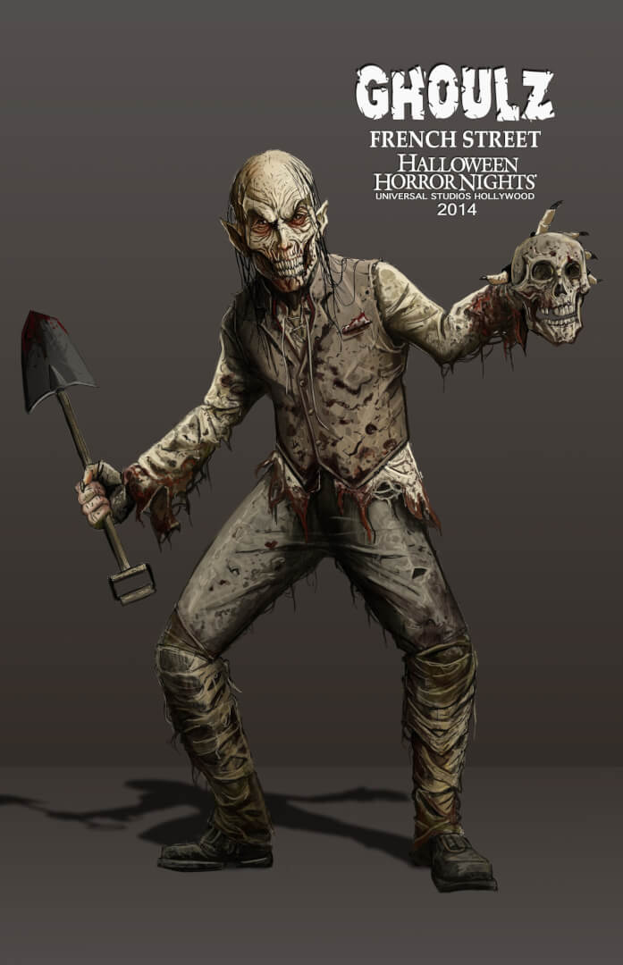 Fans can choose scare zone for Halloween Horror Nights 2014 at ...