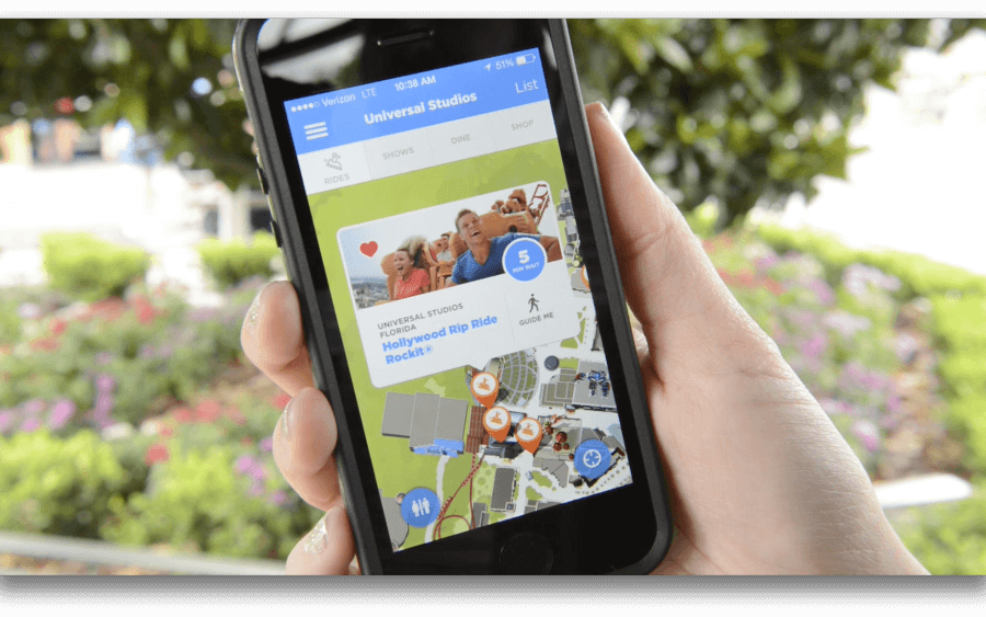 Universal Orlando adds free Wi-Fi to theme parks, new app