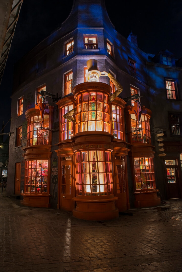 Weasleys Wizard Wheezes Universal PHOTOS: Sneak peek int...