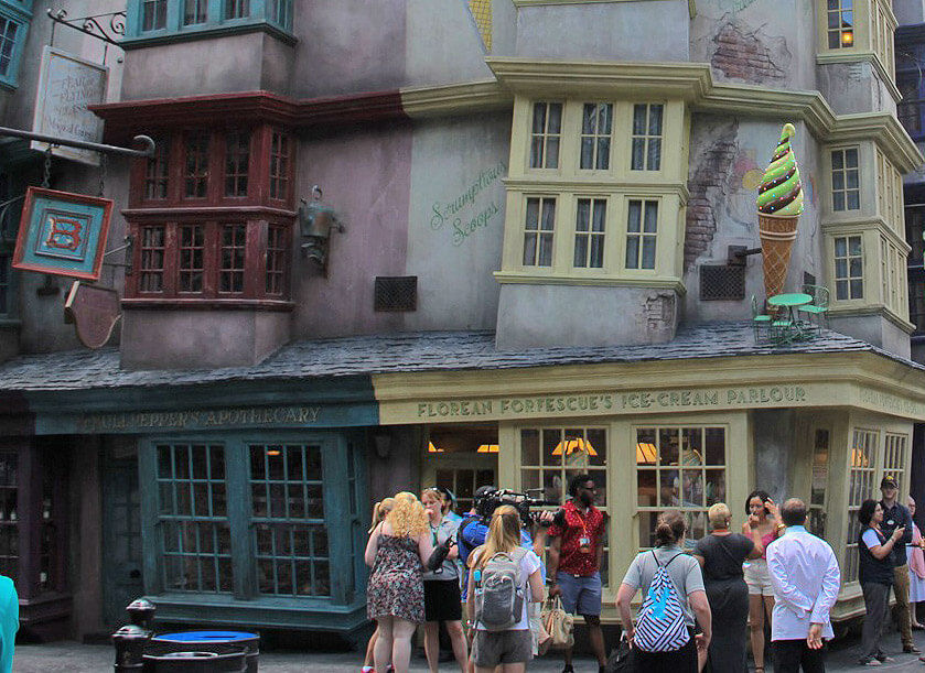 From Jaws to Diagon Alley - Tributes to the classic
