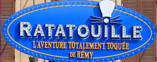 Ratatouille ride debuts at Disneyland Paris with Bistrot Chez Rémy restaurant and new themed area